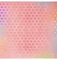 abstract background - Cool pink cell structure vector image vector image
