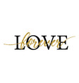 love yourself slogan design