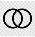 rigs icon vector image vector image