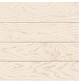 wooden texture from horizontally placed boards vector image