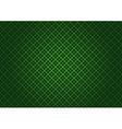 Green Checkered Texture vector image vector image