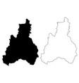 jayuya municipality commonwealth puerto rico vector image vector image