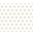 Snowflakes seamless pattern EPS 10 vector image vector image