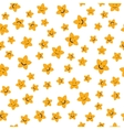 Stars Seamless Pattern vector image vector image