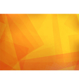 Abstract orange with Rectangle vector image