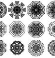 elements8 vector image vector image