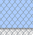 security fence pattern vector image