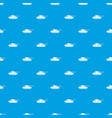 tank pattern seamless blue vector image vector image