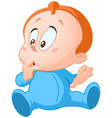wonder baby vector image