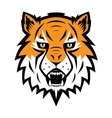 Tiger Logo Team Symbol Sport Mascot Icon Isolated vector image vector image