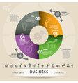 Business Plan Concept Graphic Element vector image