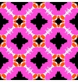 hand painted pattern with bold ethnic motifs vector image vector image