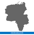 high quality map city of greece vector image vector image