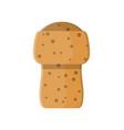 wine wooden cork vector image