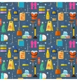 Cleaning seamless pattern vector image vector image