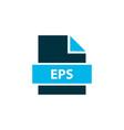 file eps icon colored symbol premium quality vector image vector image