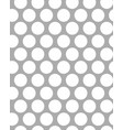 white dots on a gray background vector image