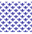 ceramic pattern vector image vector image