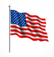 American flag vector | Price: 3 Credits (USD $3)