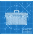 color flat toolkit icon vector image vector image