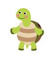 turtle standing on two legs animal cartoon