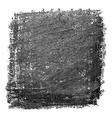 blacktexture brush vector image vector image