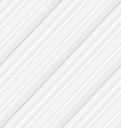 Sloping lines seamless vector image vector image