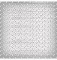 Grey Metal Background vector image