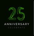 twenty five fifth anniversary poster