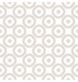 funky style geometric seamless pattern simple vector image vector image
