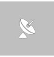 radar computer symbol vector image vector image