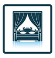 Boudoir icon vector image vector image