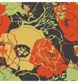 Flower pattern floral print vector image vector image
