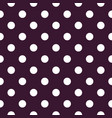 background with dots vector image vector image