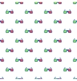 Glasses for 3d movie pattern cartoon style vector image vector image