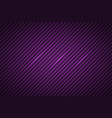 purple lines abstract background oblique lines vector image vector image