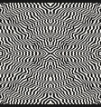texture black white seamless pattern animal skin vector image