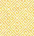 Seamless gold greek key background pattern vector | Price: 1 Credit (USD $1)