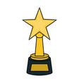 award icon image vector image vector image