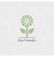 Ecological Logo vector image vector image