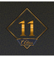 spanish golden number 11 templates