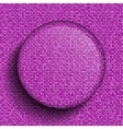 Sequin circle Pink sequin background Eps 10 vector image