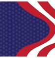 background of Independence day vector image vector image