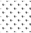 ear pattern seamless vector image vector image