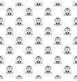 Sweatshirt pattern simple style vector image vector image