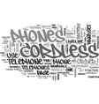 a look at cordless phones text word cloud concept vector image vector image