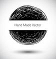 Grunge Blot vector image vector image