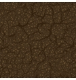 seamless pattern ground inside vector image vector image