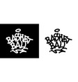 basketball graffiti tag in black over white and vector image vector image
