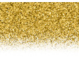 glitter texture on white vector image vector image